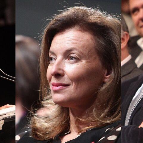 Ségolène Royal n'a toujours pas pardonné à Valérie Trierweiler