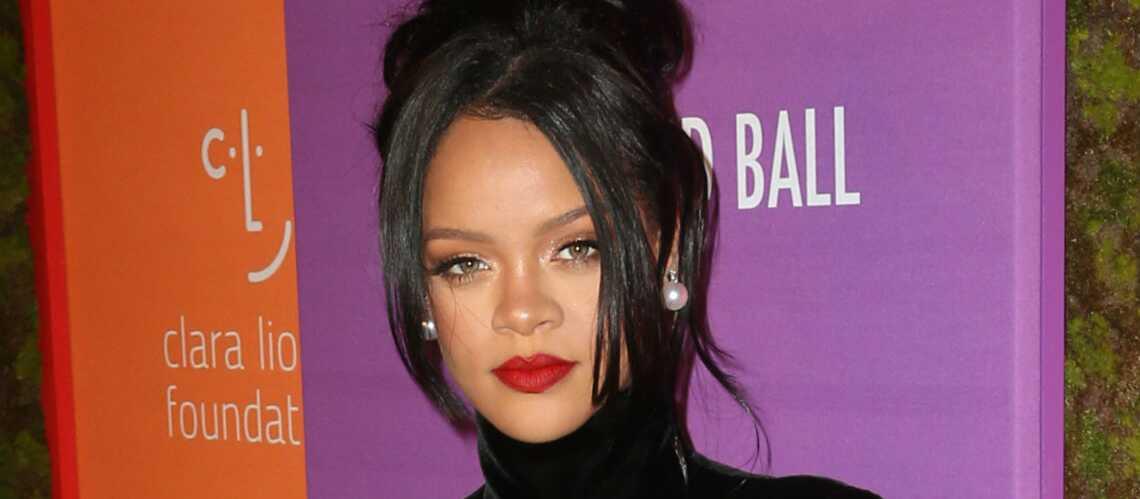 Rihanna enceinte? Elle sème le doute, ses fans sont en émoi! - Gala