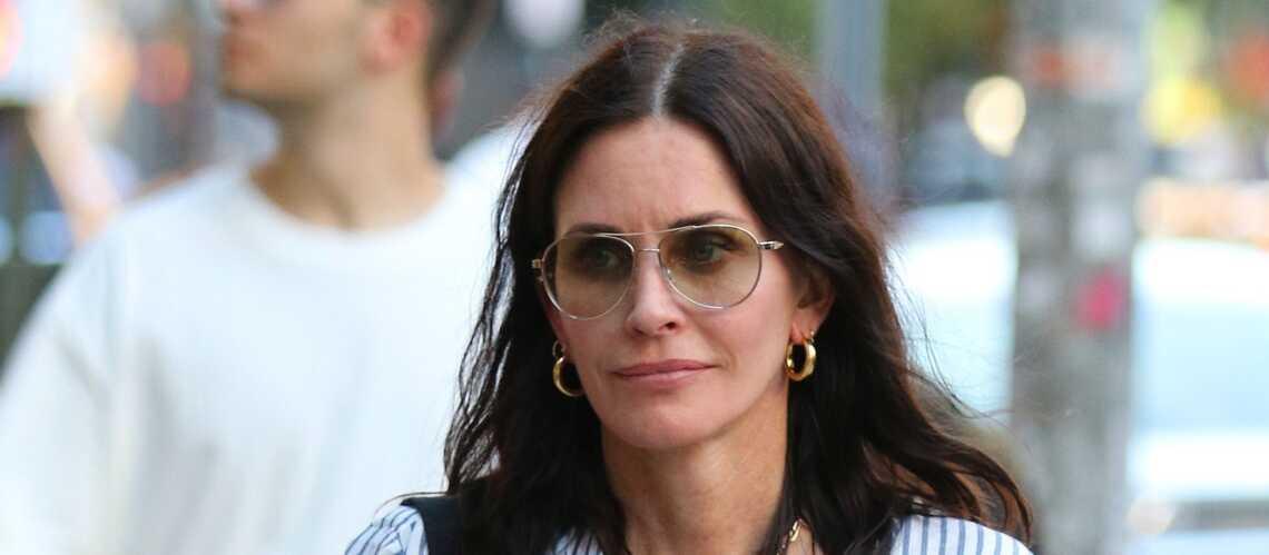 PHOTO – Courteney Cox, 55 ans, dévoile son nouveau look : elle fait plus jeune que jamais! - Gala