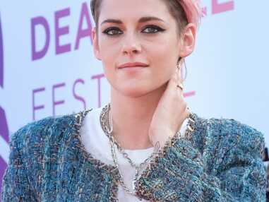 PHOTOS - La coiffure de Kristen Stewart fait sensation au Festival de Deauville