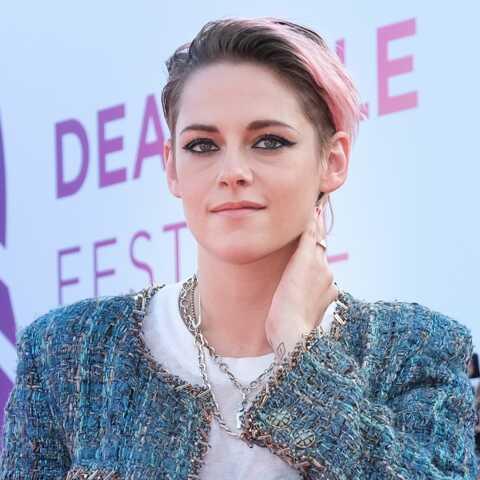 PHOTOS – La coiffure de Kristen Stewart fait sensation au Festival de Deauville