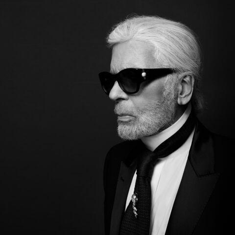 PHOTOS – Cara Delevingne, Diane Kruger, Kate Moss rendent hommage à la célèbre chemise blanche de Karl Lagerfeld