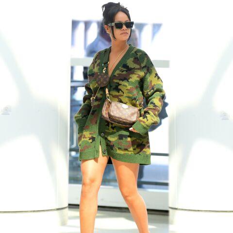 PHOTOS – Tendance accessoires: découvrez le sac fétiche de Rihanna et Gigi Hadid pour cet hiver 2020