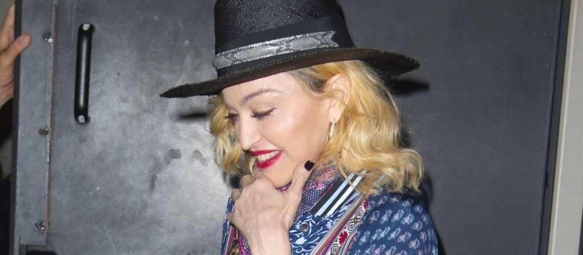 Madonna : un nouveau toyboy nommé Ahlamalik Williams? - Gala