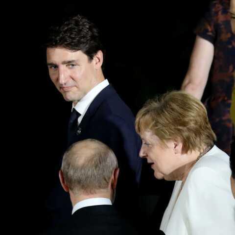 Justin Trudeau dans la tourmente: une vieille photo compromettante a ressurgi