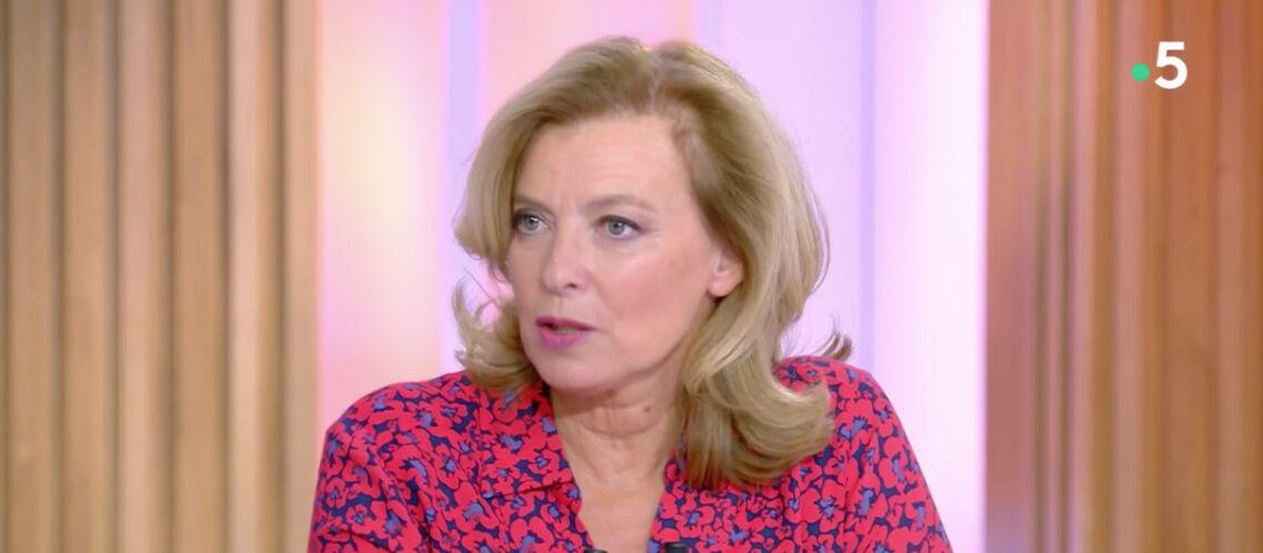 VIDÉO – Valérie Trierweiler, très agacée par Anne-Elisabeth Lemoine à propos de François Hollande - Gala