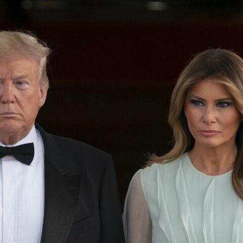 PHOTOS – La robe de Melania Trump pas assez spectaculaire? La first lady étrillée par une célèbre rédactrice de mode