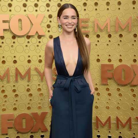 PHOTOS – Emilia Clarke, Robin Wright… les coiffures les plus stylées des 71ème Emmy Awards