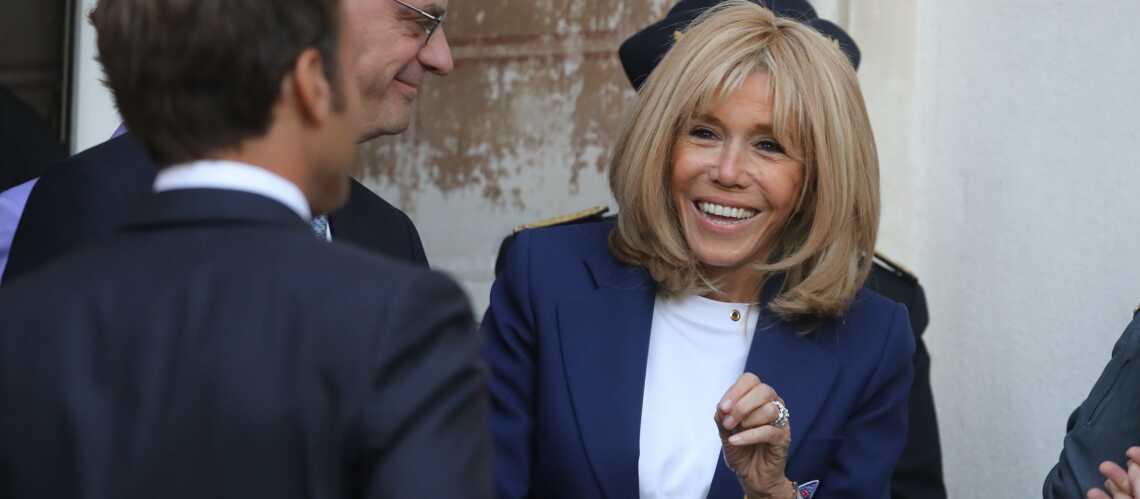 EXCLU – Pourquoi Brigitte Macron n'était pas à l'Elysée lors des Journées du Patrimoine - Gala