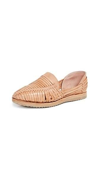 Les chaussures Brother Vellies de Meghan Markle sont en rupture de stock depuis qu'elle les a portées en juillet