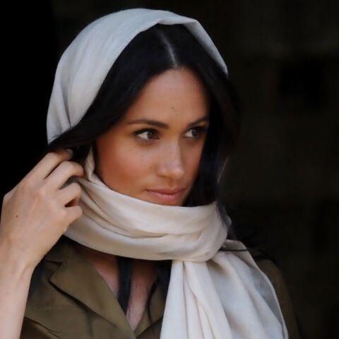 PHOTOS – Meghan Markle rend hommage à Lady Di lors de sa visite à la mosquée