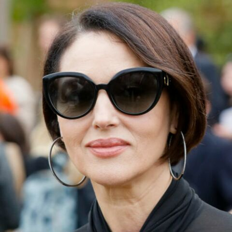 PHOTOS – Monica Bellucci: la beauté italienne dans toute sa splendeur au défilé Dior