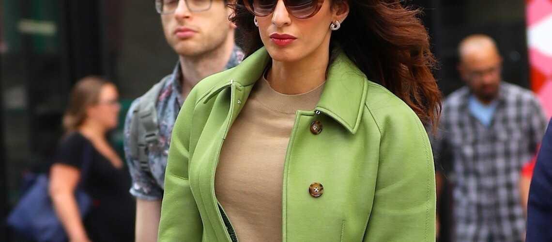 PHOTOS – Amal Clooney, un look de working-girl qui détonne - Gala