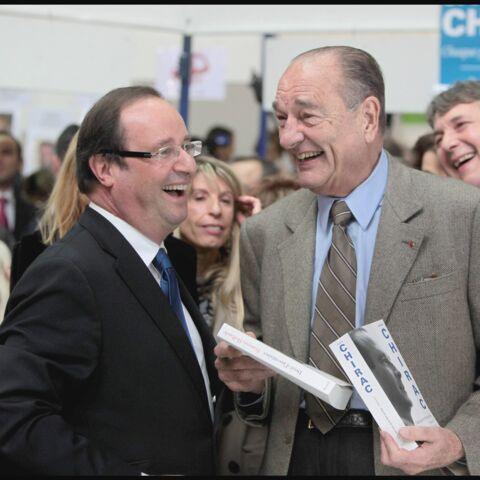 Quand Jacques Chirac a soutenu François Hollande: cet affront à Nicolas Sarkozy