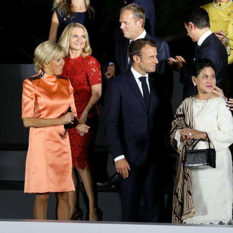 brigitte macron en jupe Les jupes courtes de Brigitte Macron à New York divisent la ...