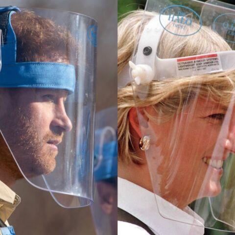 PHOTOS – Le prince Harry reproduit les clichés mythiques de Diana en Angola