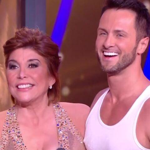 Liane Foly 1e éliminée de Danse avec les stars… elle n'a pas fait mieux qu'Andre Manoukian
