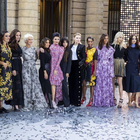 PHOTOS – Découvrez les 5 moments forts du défilé L'Oréal Paris