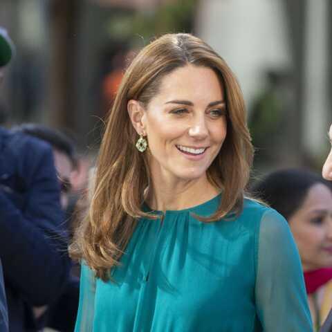 PHOTOS – Kate Middleton fait sensation avec une paire de boucles d'oreilles à 6 €!