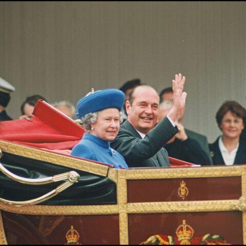 Jacques Chirac: cette blague déplacée à Elizabeth II qui avait provoqué le malaise