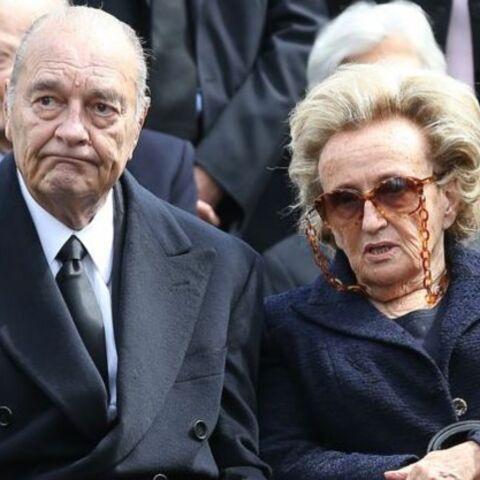 Bernadette Chirac «s'est vengée» de Jacques Chirac… retour sur leur couple atypique