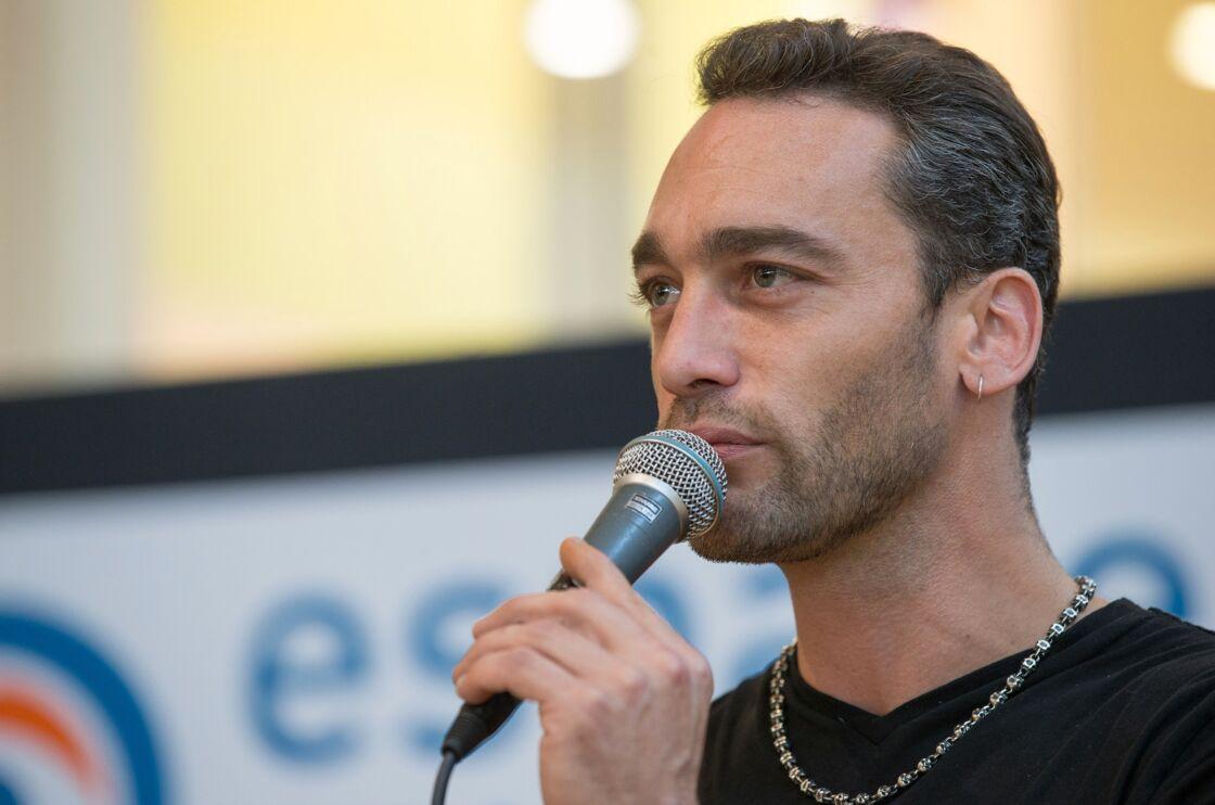 Jean-Baptiste Guégan en concert à Seclin, le 13 septembre 2019.