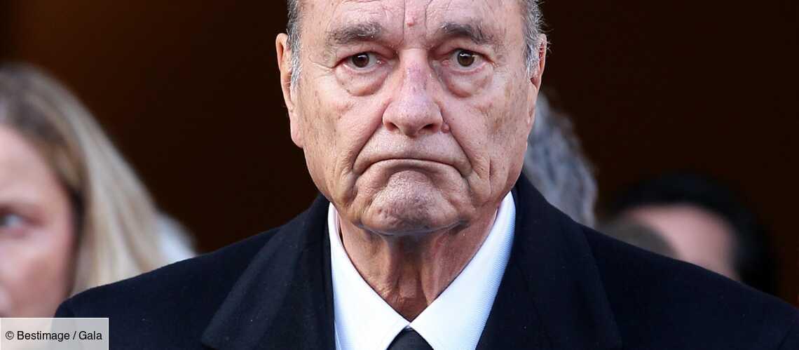 Jacques Chirac pudique : ce qu'il refusait de dire aux Français - Gala