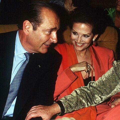 Jacques Chirac et Claudia Cardinale: mais d'où vient la rumeur de liaison?