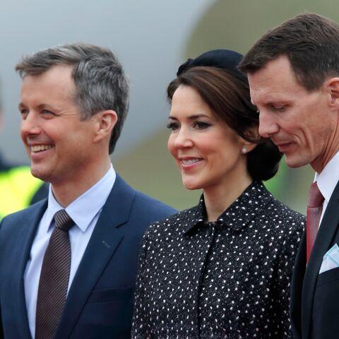 Frederik de Danemark et son frère Joachim… côté bisbille ils n'ont rien à envier à William et Harry!