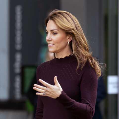 PHOTOS – Kate Middleton dévoile sa nouvelle couleur de cheveux juste avant son voyage au Pakistan