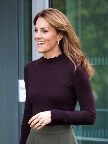 Kate Middleton est la sensation de la rentrée avec ses mèches miel