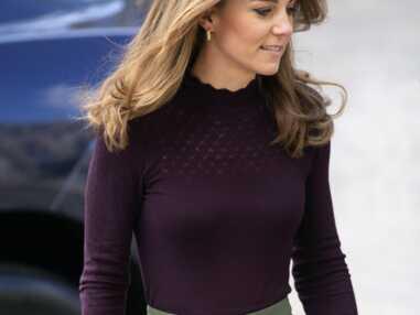 PHOTOS - Kate Middleton dévoile sa nouvelle couleur de cheveux juste avant son voyage au Pakistan