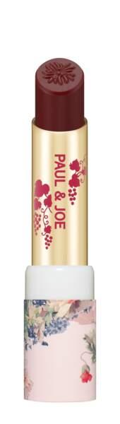 Rouge à lèvres Paul & Joe, 18€