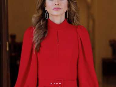 PHOTOS - Rania de Jordanie fashionista, elle n'a rien à envier à Kate Middleton