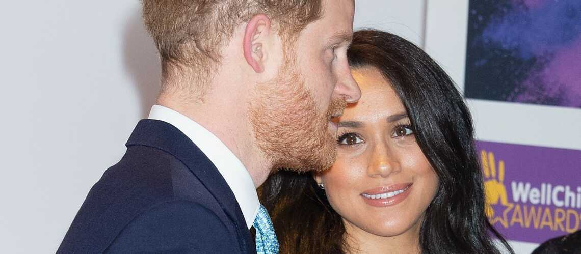 PHOTOS – Meghan Markle, romantique : son hommage à Harry lors d'une soirée glamour dédiée aux enfants - Gala