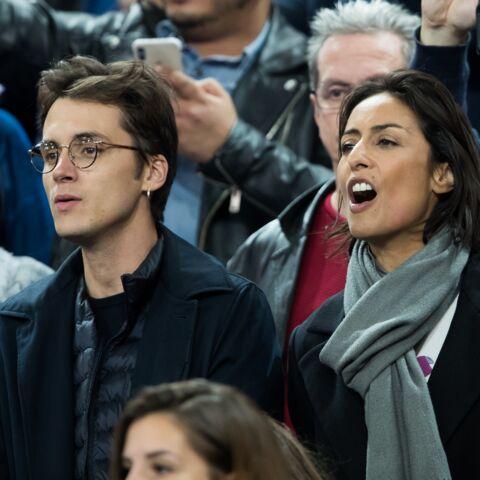 PHOTOS – Leïla Kaddour et son chéri Pierre Guénard à l'unisson pour le match des Bleus