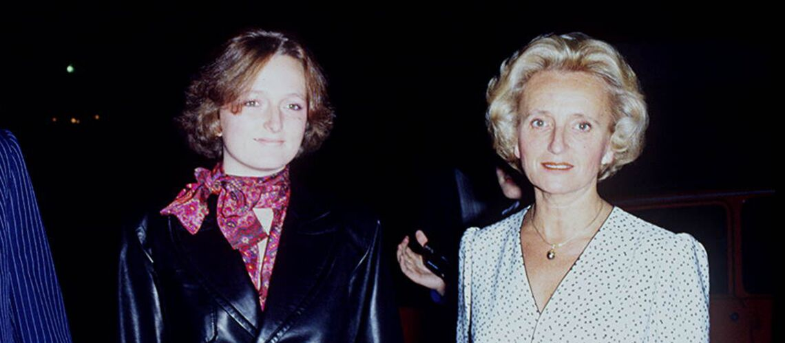 Sa vie amoureuse, l'éducation de Martin… Bernadette Chirac très critique sur les choix de sa fille - Gala