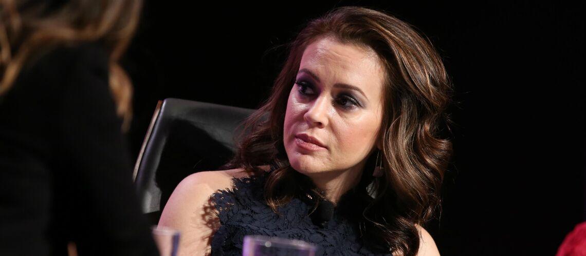 Alyssa Milano, pourquoi elle a renoncé à dénoncer l'homme qui l'a violée - Gala