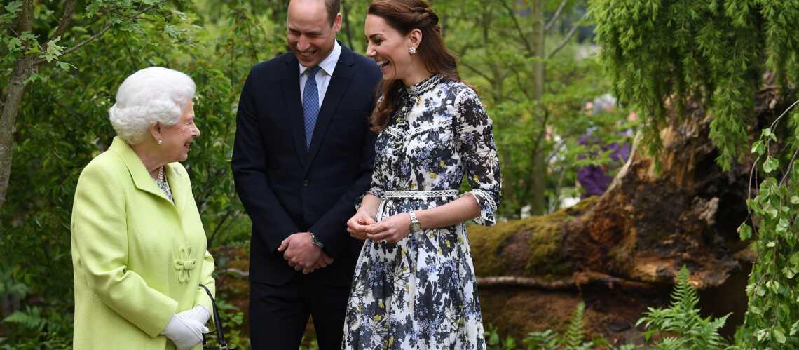 À 93 ans, Elizabeth II mise tous ses espoirs sur Kate Middleton et William - Gala
