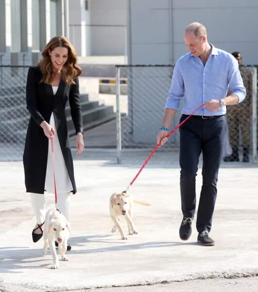 Kate et William sont impatients de retrouver leurs enfants