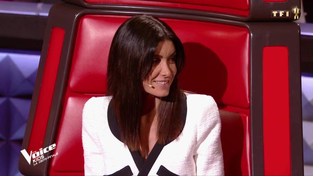 Jenifer est bluffée par les talents de The Voice Kids