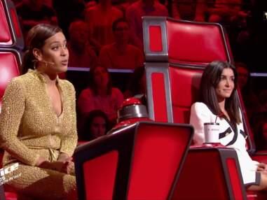 PHOTOS - Jenifer, sexy chic dans une robe Alexandre Vauthier pour la demi-finale de The Voice Kids