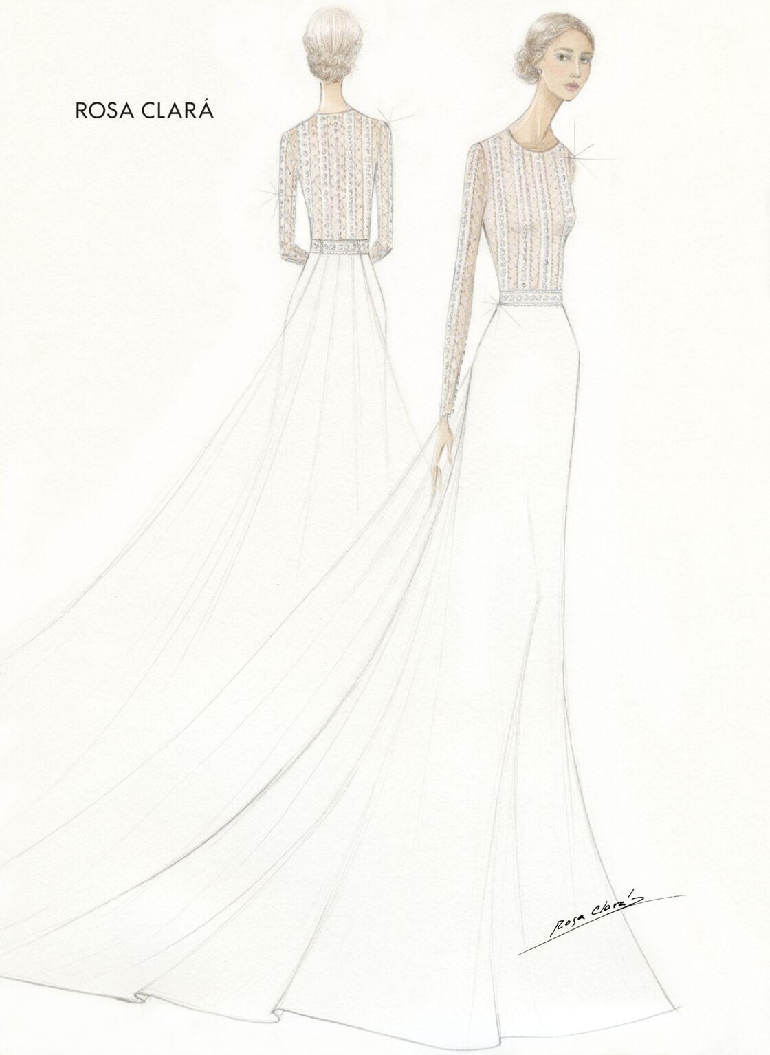 PHOTO \u2013 Mariage de Rafael Nadal  découvrez la divine robe