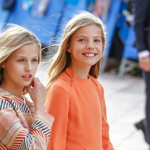 PHOTOS – Leonor d'Espagne: sa cadette Sofia de plus en plus grande la dépasse d'une tête désormais