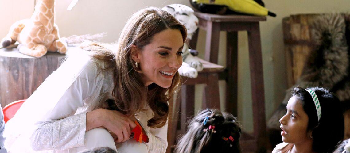 Kate Middleton, cette délicate attention à l'égard d'orphelins au Pakistan