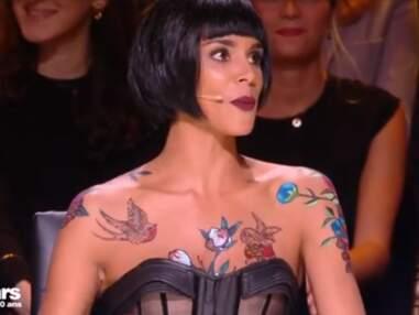 GALA PHOTOS - Les tatouages de Shy'm font (beaucoup) parler sur les réseaux sociaux