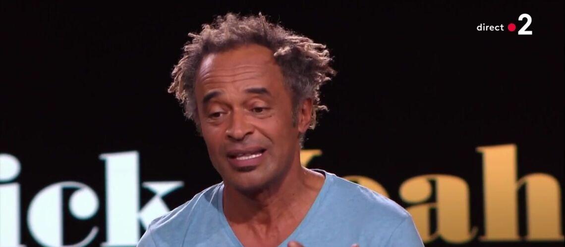 VIDEO – Yannick Noah a osé une première chez Laurent Delahousse