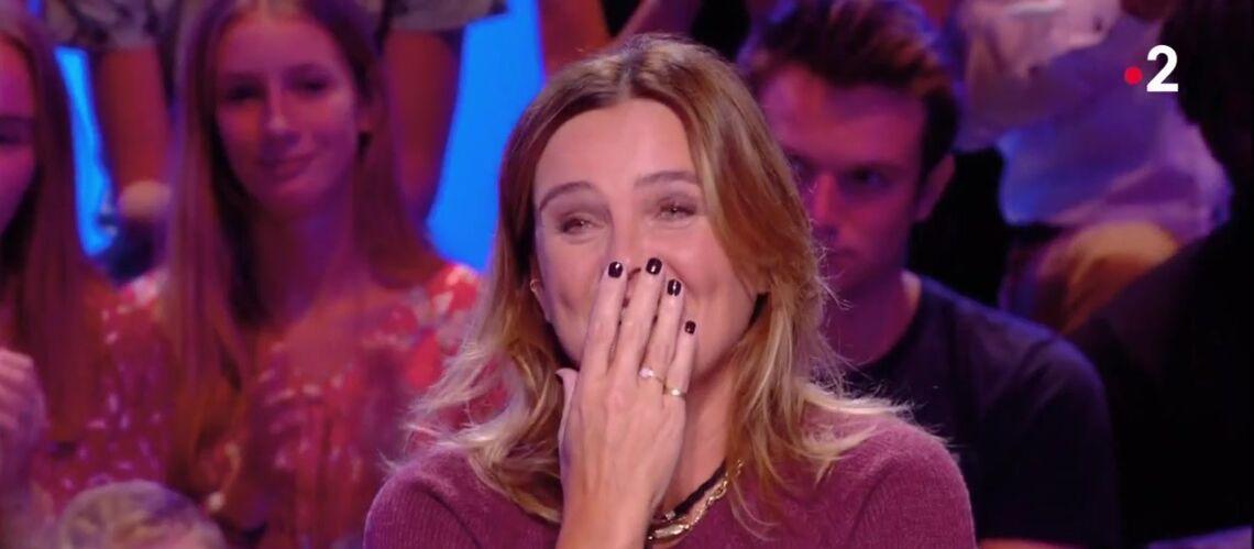 VIDÉO – Marine Vignes gênée : cette apparition télé que l'ex de Nagui n'assume pas - Gala