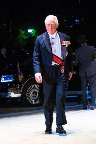 Le prince Charles était également de la partie.