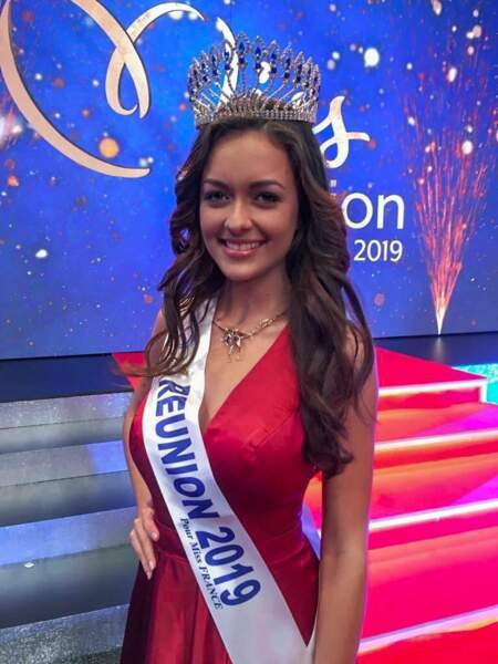 Morgane Lebon élue Miss Réunion 2019 pour Miss France 2020 !